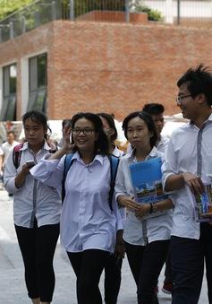 Bộ Giáo dục Đào tạo thông báo phương án thi THPT năm 2018
