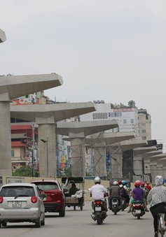Đường sắt Cát Linh - Hà Đông chậm tiến độ: Do thiếu vốn