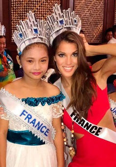 Người đẹp Pháp đăng quang Hoa hậu hoàn vũ 2016: Học siêu giỏi, liều lĩnh và có trái tim nhân hậu