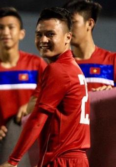 Quang Hải - món quà xứng đáng từ tấm băng đội trưởng U20 Việt Nam