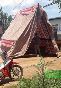 Đắk Nông: Công ty gỗ MDF BISON cam kết khắc phục ô nhiễm