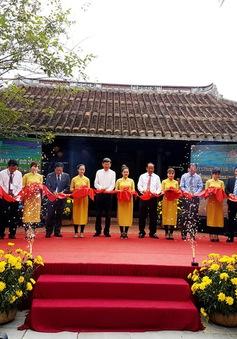 Khai mạc Festival Tơ lụa - Thổ cẩm Việt Nam và Thế giới