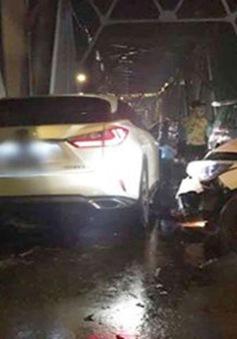 Làm rõ nguyên nhân vụ tai nạn giao thông trên cầu Chương Dương khiến 3 người chết
