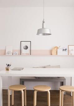 Thích mê không gian trong căn hộ mang phong cách tối giản