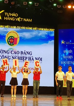 Sôi nổi cuộc vận động Người Việt Nam ưu tiên dùng hàng Việt Nam