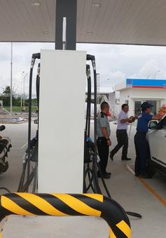 Xác định nguồn đăng tin thất thiệt về vụ cấm đổ xăng ở trạm xăng Nhật