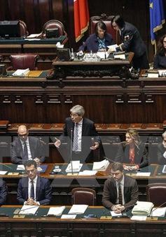 Thượng viện Italy thông qua dự luật bầu cử mới