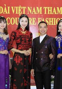 NTK mở màn Paris Fashion Week - Haute Couture 2018 là người Việt