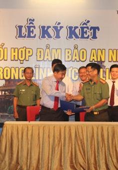 Ký kết phối hợp  an ninh du lịch tại TT-Huế