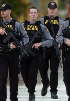 Mỹ bắt 3 nghi can âm mưu tấn công New York