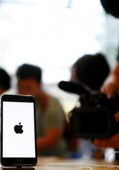 Doanh số bán iPhone bất ngờ sụt giảm