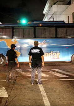 Mexico giải cứu hơn 120 người di cư đến từ Trung Mỹ