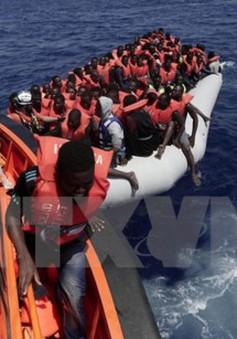 20 người di cư chết đuối trên Địa Trung Hải