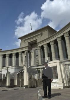 Ai Cập tuyên án tử hình 8 thành viên tổ chức Anh em Hồi giáo