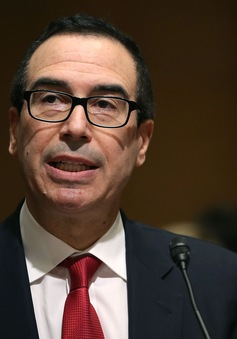 Tân Bộ trưởng Tài chính Mỹ cam kết kế hoạch cắt giảm thuế