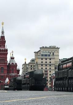 Không có máy bay nhào lộn, Lễ duyệt binh mừng Ngày Chiến thắng của Nga vẫn vô cùng hoành tráng