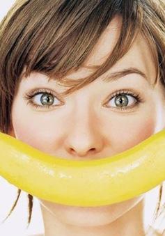 Ăn 3 quả chuối mỗi ngày, bạn sẽ thấy điều bất ngờ xảy ra