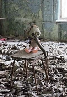 Ukraine xây dựng cơ sở lưu trữ chất thải hạt nhân ở Chernobyl