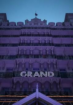 Anh sơ tán khách sạn Grand và trung tâm hội nghị vì đe dọa có bom