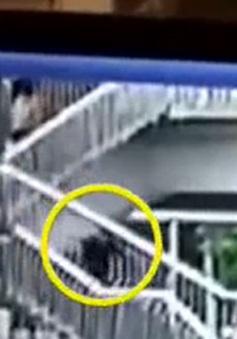 Dán mắt vào điện thoại, cô gái Trung Quốc chết thảm