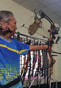 Café Sáng với VTV3: Ấn tượng siêu cung thủ 86 tuổi ở TP.HCM