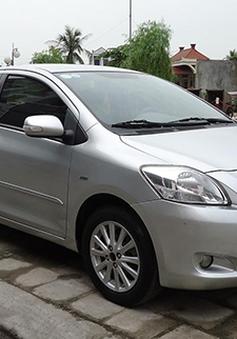 Toyota Việt Nam triệu hồi hơn 20.000 ô tô để sửa túi khí