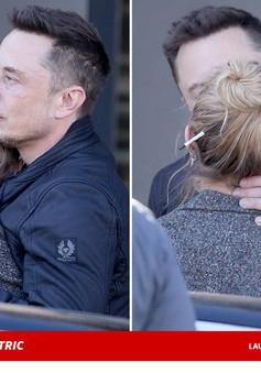 Vợ cũ của Johnny Depp không tái hợp với tỷ phú Elon Musk