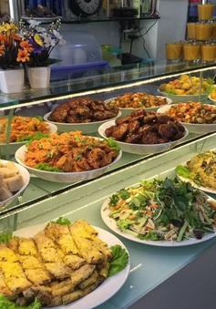 Thực phẩm chay hút khách mùa Vu Lan báo hiếu