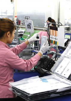 Năng suất lao động của Việt Nam thấp hơn Singapore 15 lần
