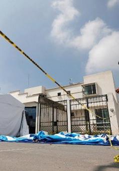 Xả súng tại Mexico, 15 người thương vong