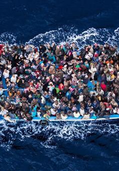 Hơn 700 người di cư được cứu ở Địa Trung Hải