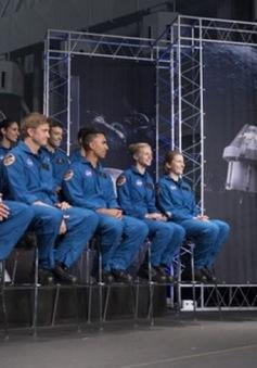 NASA công bố 12 phi hành gia khám phá Sao Hỏa