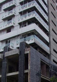 Hà Nội: Khẩn trương làm rõ vụ sập giàn giáo từ tầng 12 chung cư