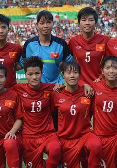 Lịch thi đấu chính thức môn bóng đá nữ SEA Games 29: Không có bán kết, chung kết