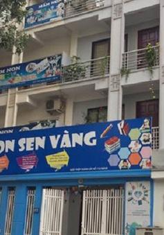 Bố trí nơi học tập theo nguyện vọng cho các học sinh trường mầm non Sen Vàng