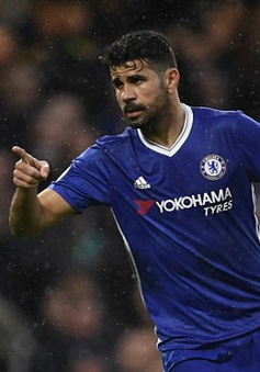 Diego Costa vẫn chưa thể rời Chelsea
