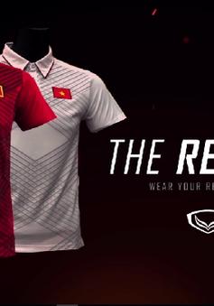 Công Phượng, Tuấn Anh bảnh bao trong mẫu áo đấu mới của tuyển Việt Nam