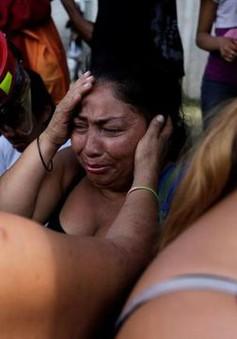 Tổng thống Guatemala thừa nhận trách nhiệm vụ hỏa hoạn tại trung tâm hỗ trợ trẻ em