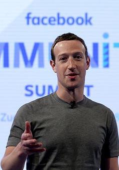 Tài sản của Mark Zuckerberg tiếp tục lập đỉnh mới