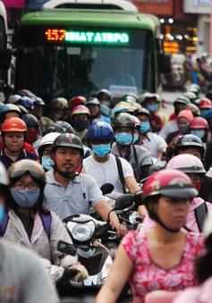 Hạn chế sử dụng xe máy tại khu trung tâm có khả thi?