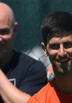 Djokovic giữ chân Agassi, hé lộ thời điểm trở lại