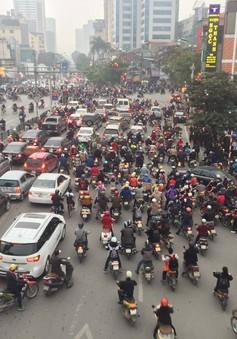 Đảm bảo trật tự an toàn giao thông dịp Tết và Lễ hội xuân 2018