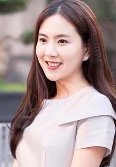MC Mai Ngọc duyên dáng ngày đầu năm