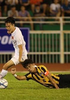 U23 Việt Nam 2–0 U23 Malaysia: Văn Toàn dứt điểm nhân đôi cách biệt