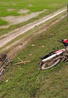 Nghệ An: Xe máy va chạm xe tải, một người tử vong