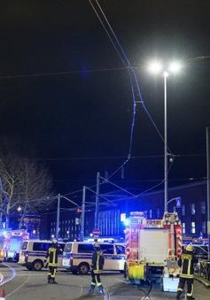 Tấn công tại ga tàu điện ở Đức, nhiều người bị thương