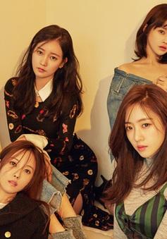Album cuối cùng của T-ara bất ngờ bị hoãn đến tháng 6