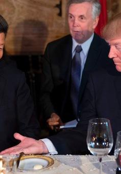 Cận cảnh yến tiệc thiết đãi Chủ tịch Trung Quốc của Tổng thống Trump
