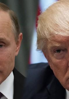 """Nga đồng quan điểm với Tổng thống Mỹ về quan hệ song phương ở mức """"thấp nguy hiểm"""""""