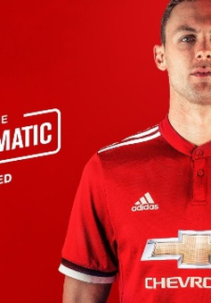 CHÍNH THỨC: Nemanja Matic cập bến Man Utd!